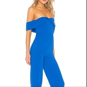 NWOT! Lovers and friends formal jumpsuit
